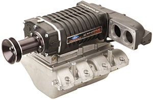 Ford Racing M6066MGT550C - Ford Racing Mustang Supercharger Kits