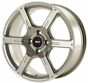 Ford Racing M-1007-S177A - Ford Racing Wheels