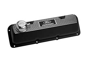 Ford Racing M-6582-A341R - Ford Racing Cast Aluminum Valve Covers