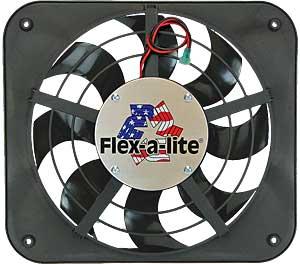 Flex A Lite 123 S Blade Low Profile Universal Electric