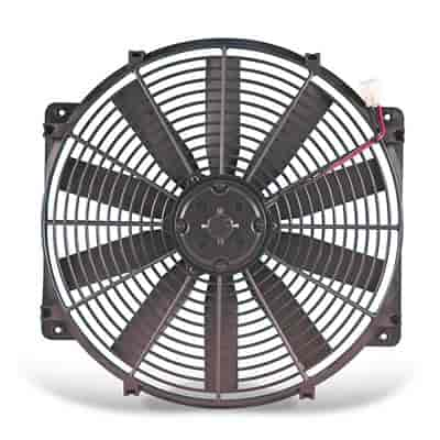 Flex-A-Lite Pusher/Puller Straight Blade Fan 16