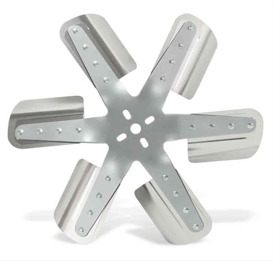 Flex A Lite 2219 19 Stainless Steel Flex Fan Reverse