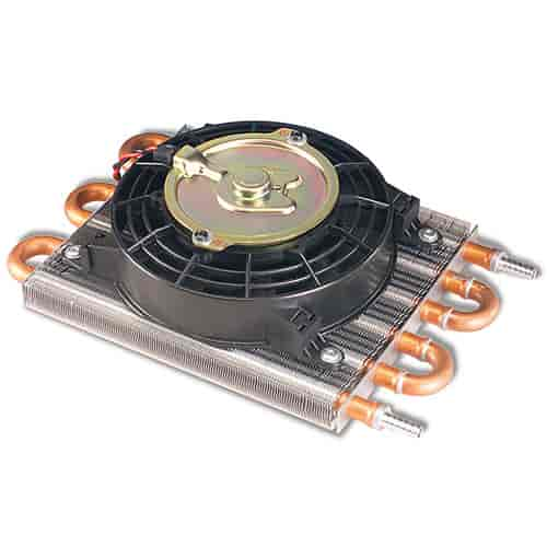 Flex-a-lite 4190-6 - Flex-a-lite Heavy Duty Remote Oil Coolers