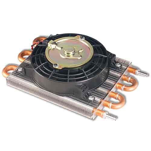 Flex-a-lite 4190 - Flex-a-lite Heavy Duty Remote Oil Coolers