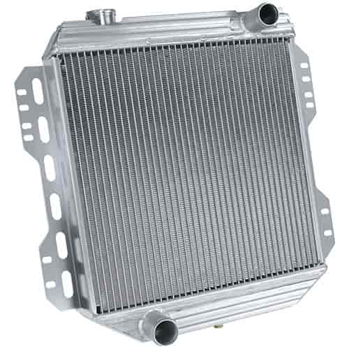 Flex-a-lite 50067R - Flex-a-lite Engine-Swap Aluminum Radiators for 1964-69 Mustang