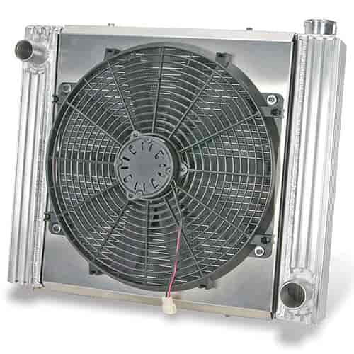 Flex-a-lite 51118L - Flex-a-Fit Aluminum Radiators