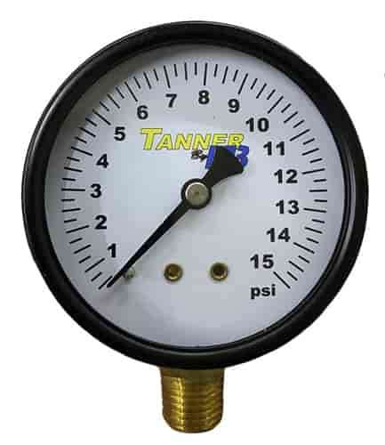 Tanner Racing Products 20116 - Tanner Racing Products Tire Gauges