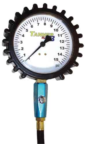 Tanner Racing Products 20415 - Tanner Racing Products Tire Gauges