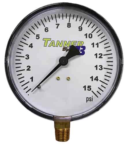 Tanner Racing Products 20416 - Tanner Racing Products Tire Gauges