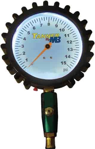 Tanner Racing Products 20530 - Tanner Racing Products Tire Gauges