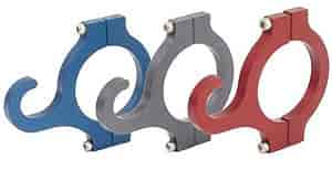Tanner Racing Products 95420-RED - Tanner Racing Products Clamp On Chassis Accessories