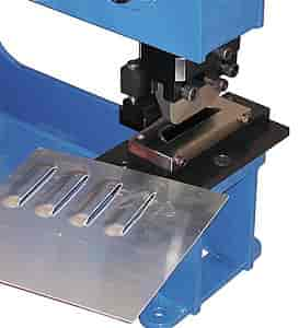 Mittler Brothers 2200-LA-02 - Mittler Brothers Bench Press & Louver Press Tooling