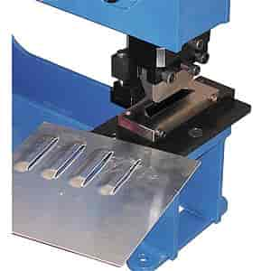 Mittler Brothers 2200-LA-04 - Mittler Brothers Bench Press & Louver Press Tooling
