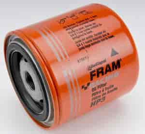 [NRIO_4796]   Fram HP3: HP Series Oil Filter Thread Size 3/4
