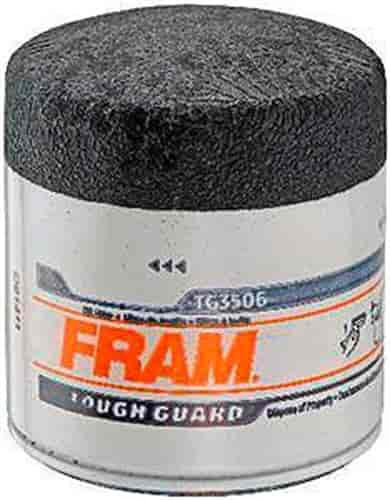 fram tg3506 tough guard oil filter thread size 13 16 16. Black Bedroom Furniture Sets. Home Design Ideas