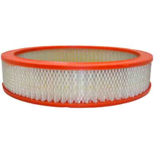 Fram Round Plastisol Air Filter Product Height 3 06
