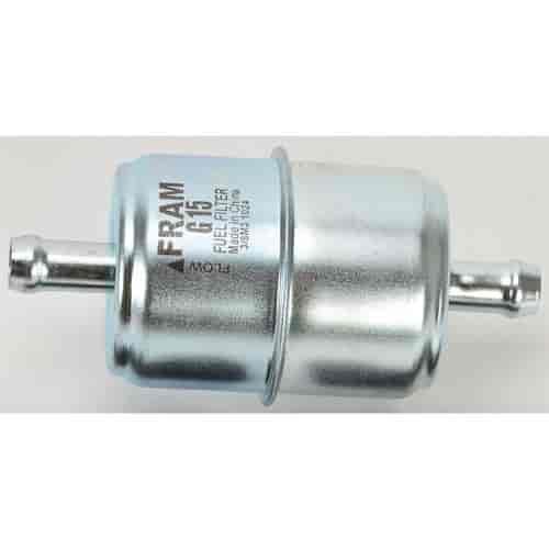 [SCHEMATICS_48DE]  Fram G15: In-Line Gasoline Filter Height: 3.88