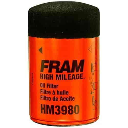 fram hm3980 high mileage oil filter jegs