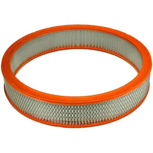 Dirt Modified Air Cleaner : Fram hpca quot x dirt track racing hp series air filter