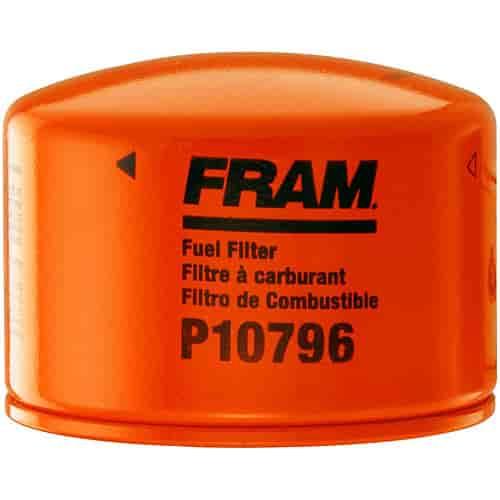 fram p10796 fuel filter spin on jegs