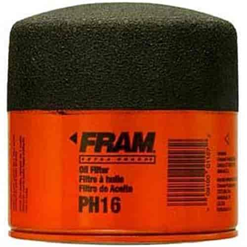[WQZT_9871]  Fram PH16: Extra Guard Oil Filter Thread Size 3/4