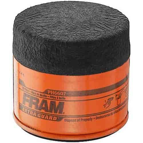 Fram Extra Guard Oil Filter Thread Size 20mmx1 5mm Th