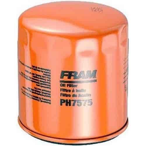 small fram inline fuel filters fram ph7575 extra guard oil filter thread size 3/4-16 th'd ...