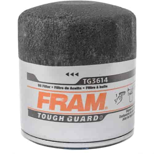 410 tg3614 fram tg3614 tough guard oil filter thread size 3 4\