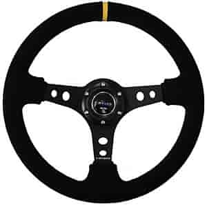 NRG Innovations ST-006S-Y - NRG Innovations Deep Dish Steering Wheels