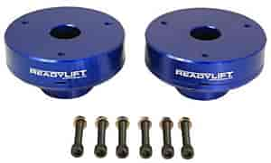 ReadyLIFT Suspension T6-3085S - ReadyLIFT T6 Billet Suspension Leveling Kits
