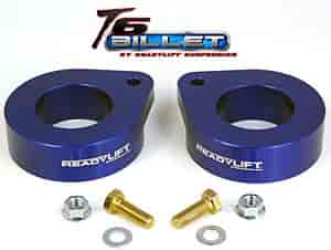 ReadyLIFT Suspension T6-6091B - ReadyLIFT T6 Billet Suspension Leveling Kits