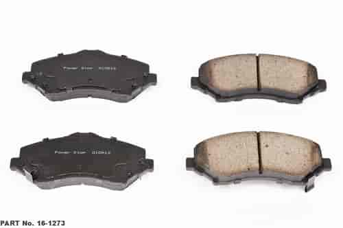 2008 2009 2010 2011 2012 Fit Jeep Liberty Front /& Rear Ceramic Brake Pads