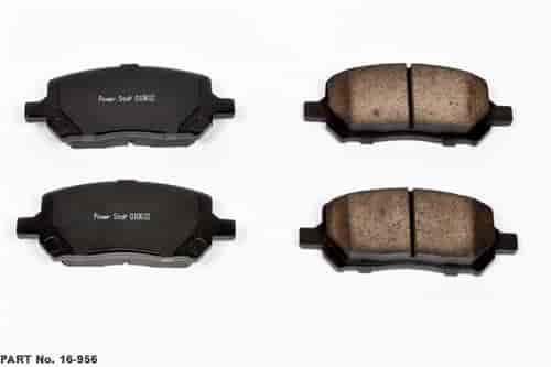 Power Stop 16-956 - Power Stop Z16 Evolution Ceramic Brake Pads