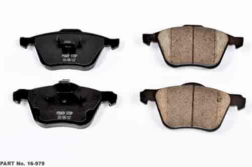 Power Stop 16-979 - Power Stop Z16 Evolution Ceramic Brake Pads