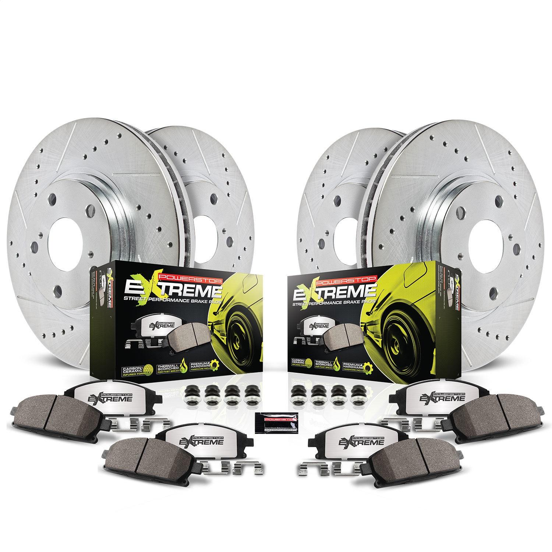 2009 pontiac g6 brake pads and rotors