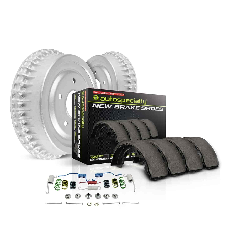 Power Stop B800 Autospecialty Brake Shoe