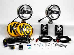KC HiLiTES 666 - KC HiLiTES Daylighter HID Lights