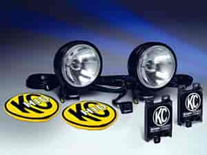 KC HiLites 667 - KC HiLites Daylighter HID Lights