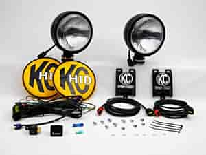 KC HiLiTES 669 - KC HiLiTES Daylighter HID Lights