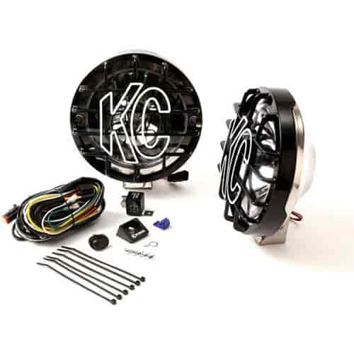 KC HiLites 800 - KC HiLites Rally 800 Series Light Systems