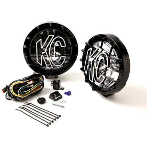 KC HiLites 801 - KC HiLites Rally 800 Series Light Systems