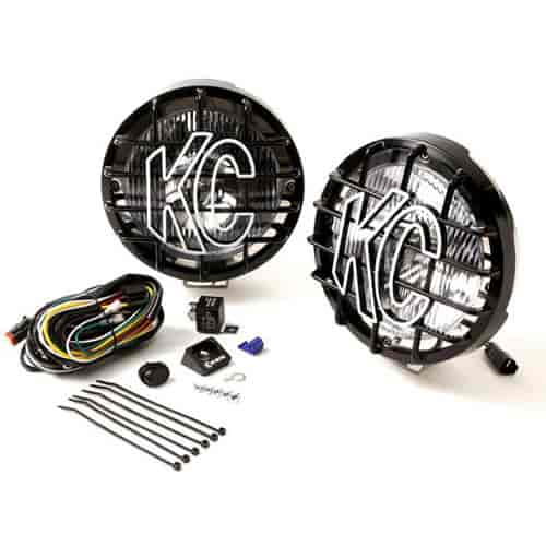 KC HiLiTES 802 - KC HiLiTES Rally 800 Series Light Systems