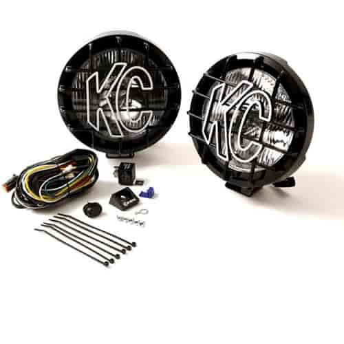 KC HiLites 803 - KC HiLites Rally 800 Series Light Systems