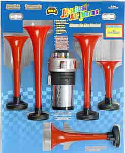 WOLO 460 - WOLO Musical Air Horns