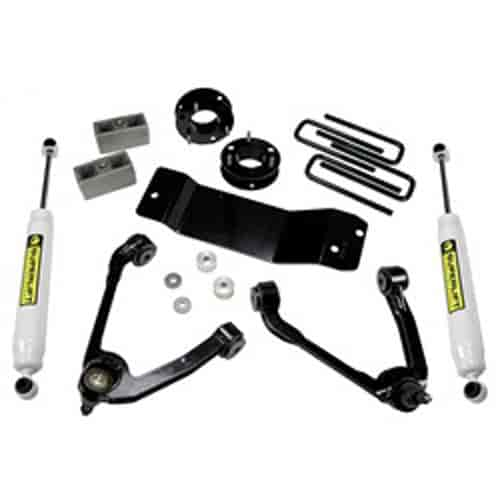 Superlift Suspension Systems 3700