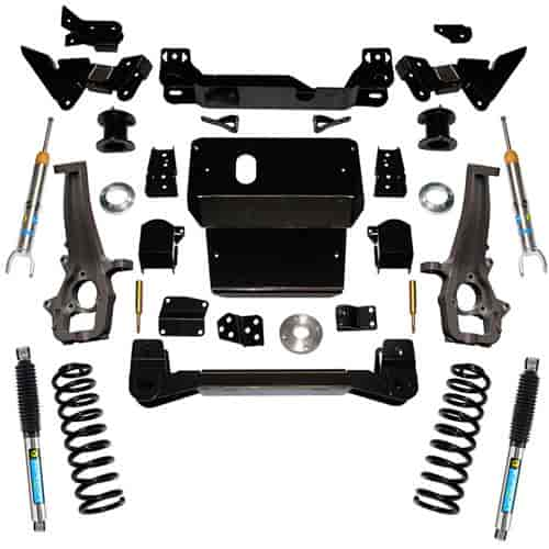 Superlift Suspension Systems K116B