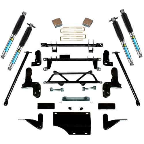 Superlift Suspension Systems K270B