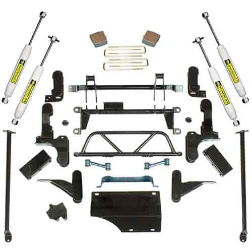 Superlift Suspension Systems K273