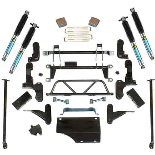 Superlift Suspension Systems K273B