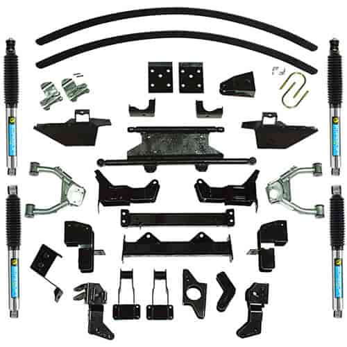 Superlift Suspension Systems K327B
